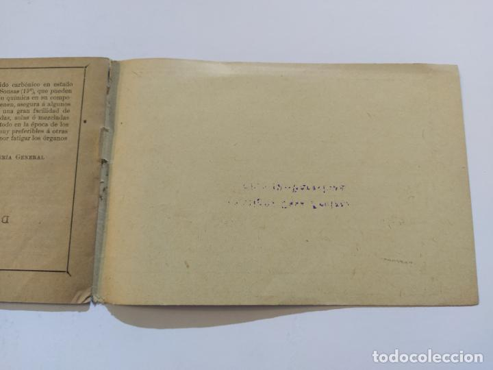 Catálogos publicitarios: AGUAS MINERALES NATURALES DE VERIN-MANANTIAL DE SOUSAS-CATALOGO PUBLICIDAD-VER FOTOS-(V-19.412) - Foto 15 - 196913298