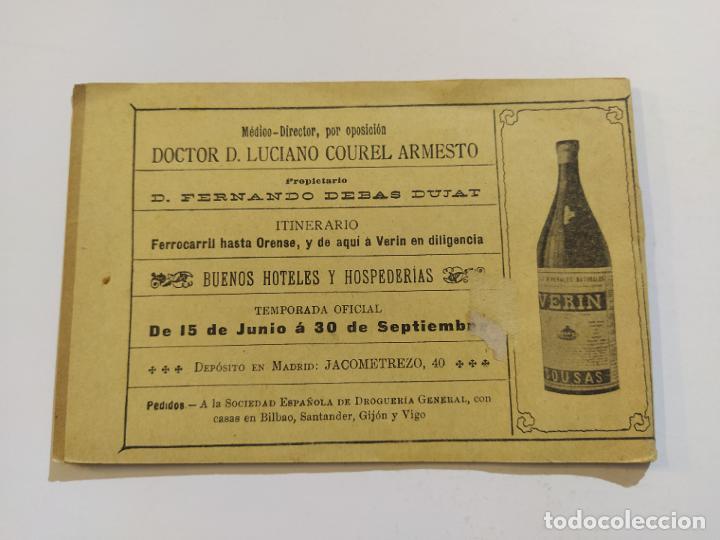 Catálogos publicitarios: AGUAS MINERALES NATURALES DE VERIN-MANANTIAL DE SOUSAS-CATALOGO PUBLICIDAD-VER FOTOS-(V-19.412) - Foto 17 - 196913298