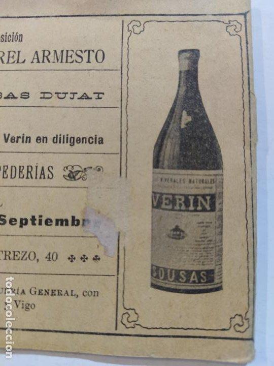 Catálogos publicitarios: AGUAS MINERALES NATURALES DE VERIN-MANANTIAL DE SOUSAS-CATALOGO PUBLICIDAD-VER FOTOS-(V-19.412) - Foto 16 - 196913298