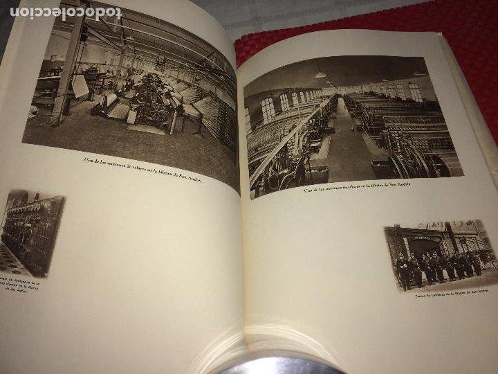 Catálogos publicitarios: OPÚSCULO CENTENARIO DE HILATURAS DE FABRA Y COATS - AÑO 1944 - ESTADO IMPECABLE - Foto 11 - 197142803