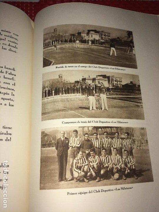 Catálogos publicitarios: OPÚSCULO CENTENARIO DE HILATURAS DE FABRA Y COATS - AÑO 1944 - ESTADO IMPECABLE - Foto 19 - 197142803