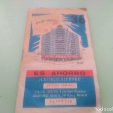 Catálogos publicitarios: ANTIGUO LIBRITO CENTRO COMERCIAL VALENCIA JATIVA 3. Lote 198626132