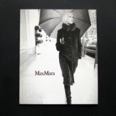 Catálogos publicitarios: MAXMARA – COLECCIÓN OTOÑO INVIERNO 2001-2002 – CATÁLOGO. Lote 200657193