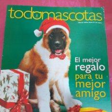 Catálogos publicitarios: EL CORTE INGLÉS CATALOGO TODOMASCOTAS 1998. Lote 203199080