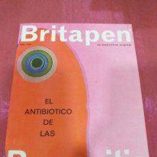 Catálogos publicitarios: FOLLETO PUBLICIDAD FARMACÉUTICAS 1971 - BEECHAM. Lote 203275883