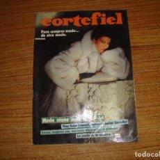 Catálogos publicitarios: CATALOGO CORTEFIEL COLECCION OTOÑO INVIERNO 1983 1984. Lote 204838552