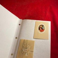 Catálogos publicitários: CATÁLOGO DE TARJETAS DE EUCARISTÍA BUSQUETS 71. Lote 205793266