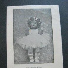 Catálogos publicitarios: CATALOGO MUÑECAS DE JUGUETE GISELA-VER FOTOS-(V-20.230). Lote 205794761