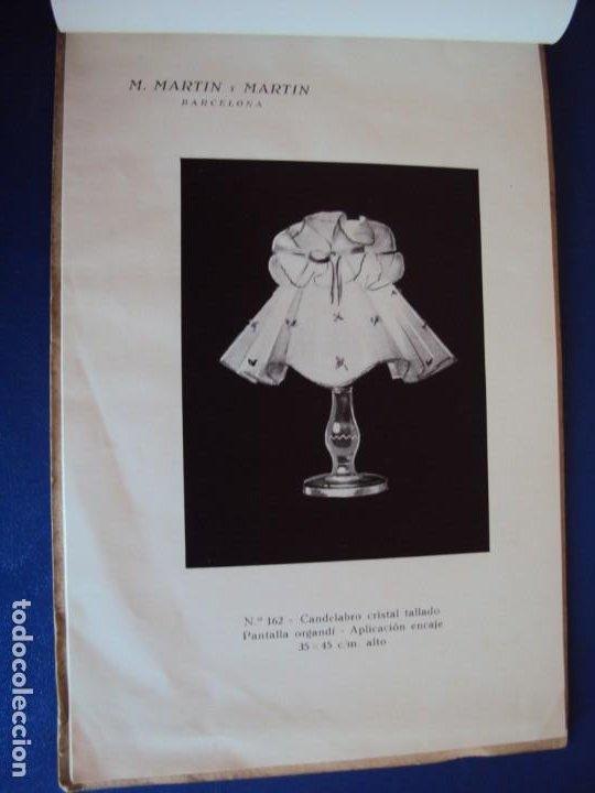 Catálogos publicitarios: (CAT-200503)CATALOGO DE LAMPARAS M.MARTIN Y MARTIN (BARCELONA) - Foto 9 - 205819766