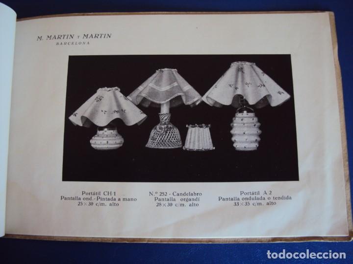 Catálogos publicitarios: (CAT-200503)CATALOGO DE LAMPARAS M.MARTIN Y MARTIN (BARCELONA) - Foto 13 - 205819766