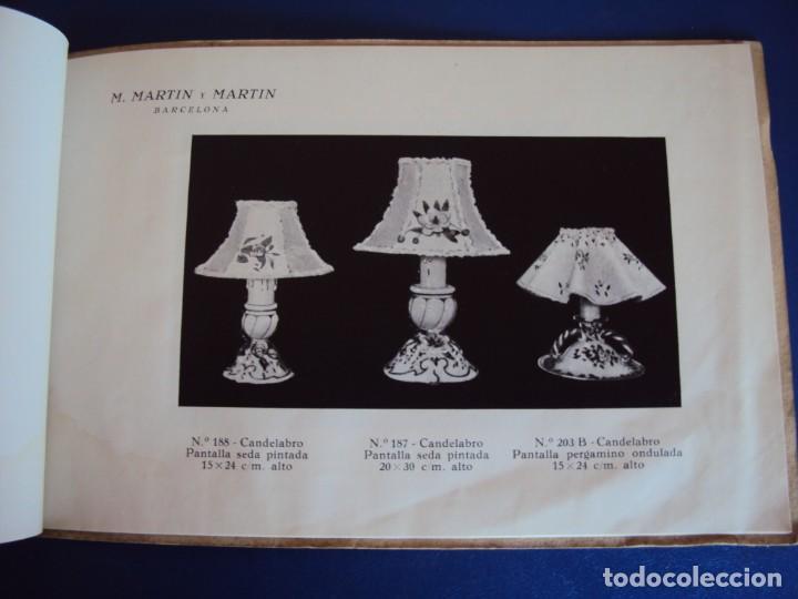 Catálogos publicitarios: (CAT-200503)CATALOGO DE LAMPARAS M.MARTIN Y MARTIN (BARCELONA) - Foto 14 - 205819766