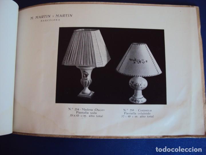 Catálogos publicitarios: (CAT-200503)CATALOGO DE LAMPARAS M.MARTIN Y MARTIN (BARCELONA) - Foto 18 - 205819766