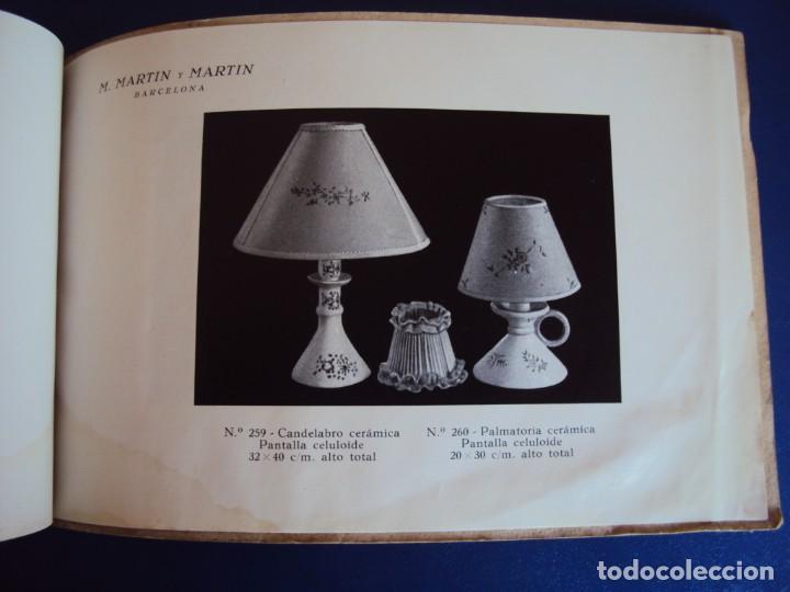 Catálogos publicitarios: (CAT-200503)CATALOGO DE LAMPARAS M.MARTIN Y MARTIN (BARCELONA) - Foto 20 - 205819766