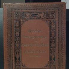Catálogos publicitarios: CATALOGO DE ALBUMINAS DEL FOTOGRAFO ALEMAN GUSTAV LOHSE. Lote 206127196