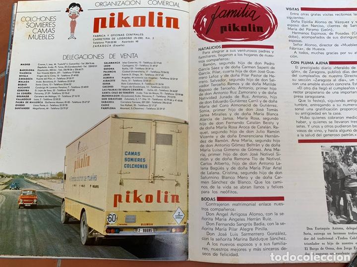 Catálogos publicitarios: Boletín publicitario Pikolin - Foto 6 - 206376061