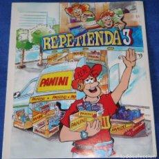 Catálogos publicitarios: REPETIENDA 3 - PANINI. Lote 206597188