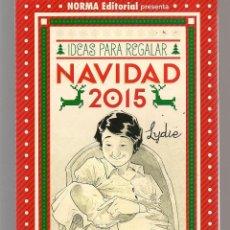 Catálogos publicitarios: CATÁLOGO: NORMA EDITORIAL. IDEAS PARA REGALAR, NAVIDADES 2015. (P/C52). Lote 206921165