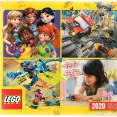 Catálogos publicitarios: CATÁLOGO: LEGO. ENERO - MAY 2020. (P/D48). Lote 207052765