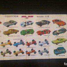 Catálogos publicitarios: AUTO-PILEN CATALOGO AÑOS 70S. Lote 207064700