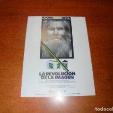 Catálogos publicitarios: PUBLICIDAD 1991: ILFORD 430 DELTA, DUGOPA S.A.. Lote 207100975