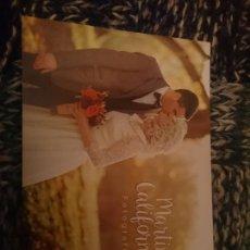Catálogos publicitarios: MARTINA CALIFORNIA - FOTOGRAFIA DE NOVIOS. Lote 207425578