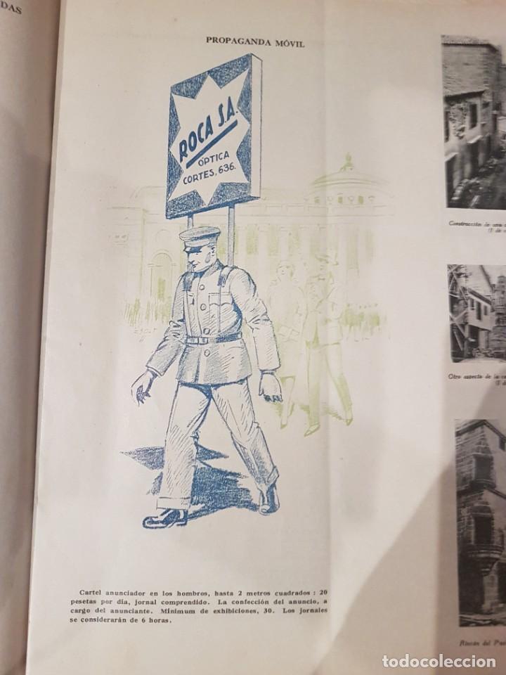 Catálogos publicitarios: CATALOGO PUBLICITARIO FERIA BARCELONA 1929 pieza muy muy rara - Foto 2 - 209053451