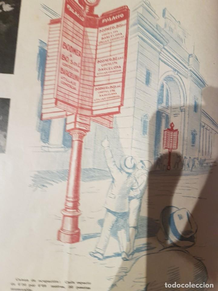 Catálogos publicitarios: CATALOGO PUBLICITARIO FERIA BARCELONA 1929 pieza muy muy rara - Foto 13 - 209053451