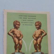 Catálogos publicitarios: ANUNCIO MEDICAMENTO. Lote 210975880