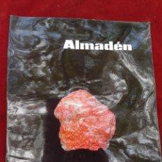Catálogos publicitarios: LIBRITO PUBLICITARIO MINAS DE ALMADEN AÑOS 80. Lote 212533900