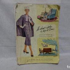 Catálogos publicitarios: CATÁLOGO AMERICANO SEARS 1957, PRIMAVERA - VERANO. Lote 212875550