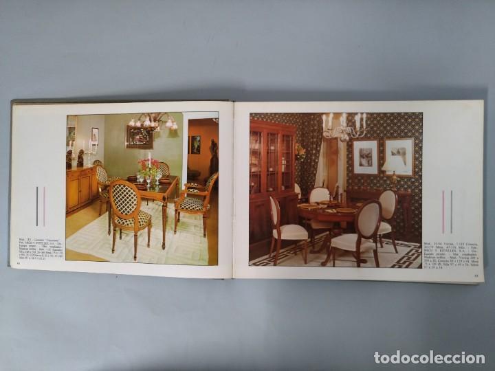 Catálogos publicitarios: SELECCION ANUAL DE DISEÑOS: EXPO CLASICO, EXPO DISEÑO, EXPO MUEBLE 84 - 3 CATALOGOS - 1984 ...L1737 - Foto 4 - 213572296