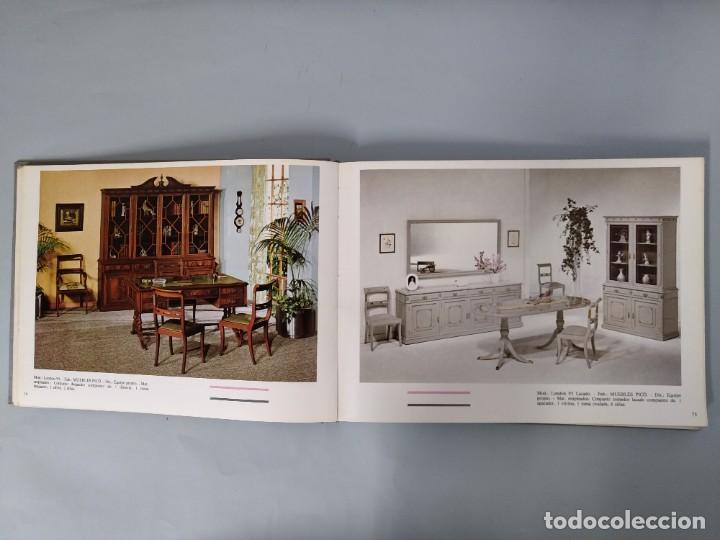 Catálogos publicitarios: SELECCION ANUAL DE DISEÑOS: EXPO CLASICO, EXPO DISEÑO, EXPO MUEBLE 84 - 3 CATALOGOS - 1984 ...L1737 - Foto 5 - 213572296