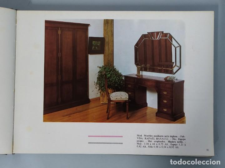 Catálogos publicitarios: SELECCION ANUAL DE DISEÑOS: EXPO CLASICO, EXPO DISEÑO, EXPO MUEBLE 84 - 3 CATALOGOS - 1984 ...L1737 - Foto 6 - 213572296