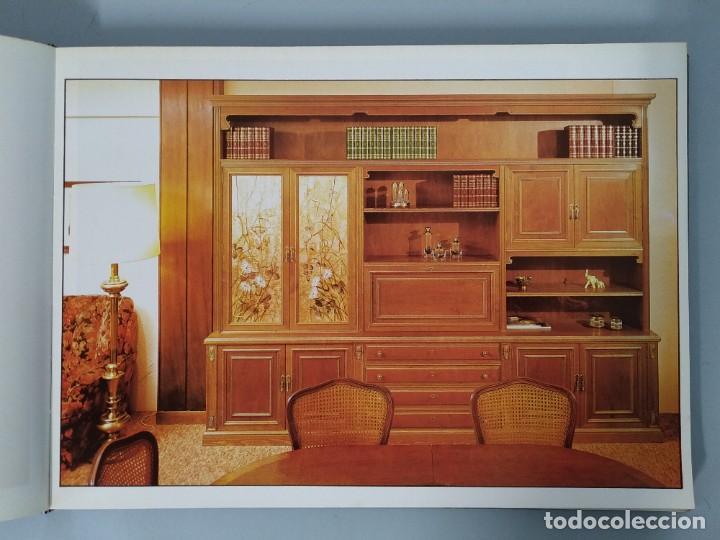 Catálogos publicitarios: SELECCION ANUAL DE DISEÑOS: EXPO CLASICO, EXPO DISEÑO, EXPO MUEBLE 84 - 3 CATALOGOS - 1984 ...L1737 - Foto 7 - 213572296