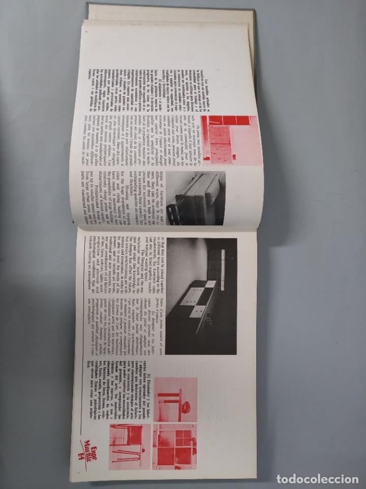 Catálogos publicitarios: SELECCION ANUAL DE DISEÑOS: EXPO CLASICO, EXPO DISEÑO, EXPO MUEBLE 84 - 3 CATALOGOS - 1984 ...L1737 - Foto 10 - 213572296