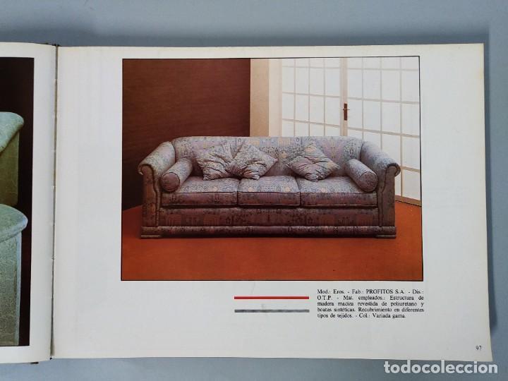 Catálogos publicitarios: SELECCION ANUAL DE DISEÑOS: EXPO CLASICO, EXPO DISEÑO, EXPO MUEBLE 84 - 3 CATALOGOS - 1984 ...L1737 - Foto 12 - 213572296