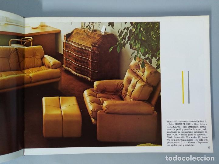 Catálogos publicitarios: SELECCION ANUAL DE DISEÑOS: EXPO CLASICO, EXPO DISEÑO, EXPO MUEBLE 84 - 3 CATALOGOS - 1984 ...L1737 - Foto 19 - 213572296
