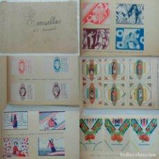 Catálogos publicitarios: CÁTALOGO : ENVUELTAS O ENVOLTORIOS DE CARAMELOS. 1940. Lote 213647886