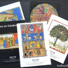 Catálogos publicitarios: CATÁLOGOS MOLEIRO EDITOR. Lote 214144972