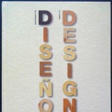 Catálogos publicitarios: MUESTRARIO DE DISEÑOS / RANGE OF DESIGNS – FINSA, 2002 – MADERA, MELAMINA. Lote 215396707