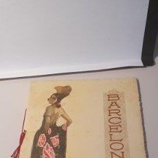 Catálogos publicitarios: GUIA-CATALOGO , DE BARCELONA DEL BARCO VAPOR, DE BUENOS AIRES-BARCELONA/ LLOYD SABAUDO/ AÑO 1921. Lote 246458765