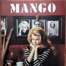 Catálogos publicitarios: CATÁLOGO MANGO CLAUDIA SCHIFFER. Lote 217951953