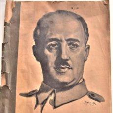 Catálogos publicitarios: GUÍA PROGRAMA DE LA FERIA DE ALBACETE AÑO 1940 - FRANCO, FALANGE Y MUCHA INFORMACIÓN DEL MOVIMIENTO. Lote 218856200