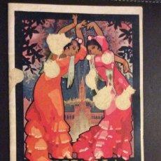 Catálogos publicitarios: SEVILLA FIESTAS DE PRIMAVERA ,PROGRAMA OFICIAL 1930. Lote 220111212