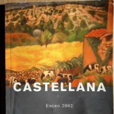 Catálogos publicitarios: CATALOGO CASA DE SUBASTAS CASTELLANA - ENERO 2002. Lote 221441045