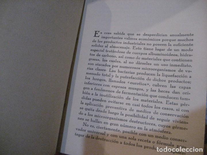 Catálogos publicitarios: catalogo preventol . producto para la conservacion de los productos industriales . anti hongos - Foto 3 - 222266297