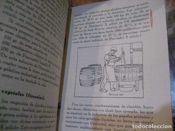Catálogos publicitarios: catalogo preventol . producto para la conservacion de los productos industriales . anti hongos - Foto 5 - 222266297