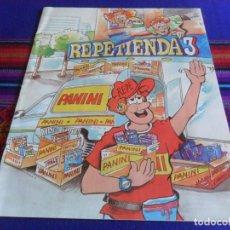 Catálogos publicitarios: REPETIENDA 3, CATÁLOGO PUBLICITARIO DE EDITORIAL PANINI DE 1992. BUEN ESTADO.. Lote 222298915