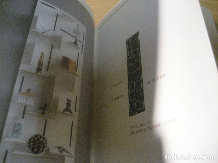 Catálogos publicitarios: BONITO CATALOGO DE MUEBLES MOBILIARIO .NILS HORGER MOORMANN 2011 - Foto 7 - 222344960