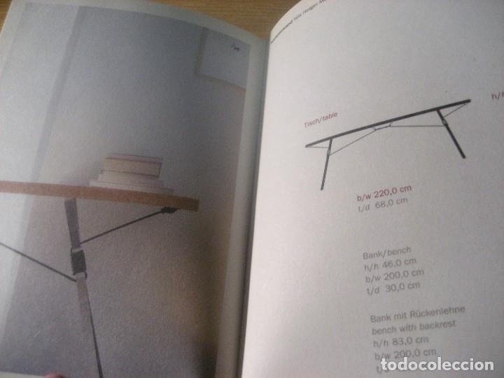 Catálogos publicitarios: BONITO CATALOGO DE MUEBLES MOBILIARIO .NILS HORGER MOORMANN 2011 - Foto 9 - 222344960